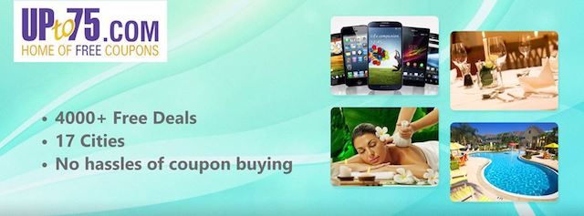 UPto75 coupons